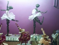 Bailarinas de alambre