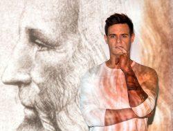 Christian Gálvez, comisario de Leonardo Da Vinci. Los rostros del genio