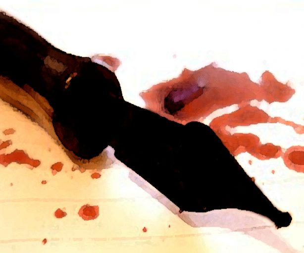 Sangre y escritura