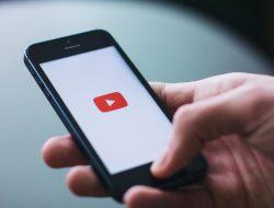 Imagen de la aplicación de Youtube