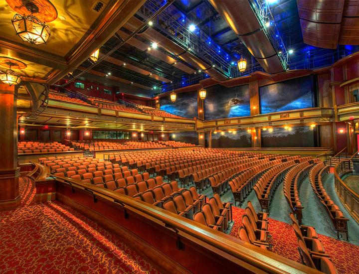 Sala de un Teatro