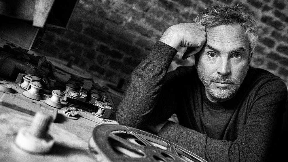 Alfonso Cuarón, director de Roma