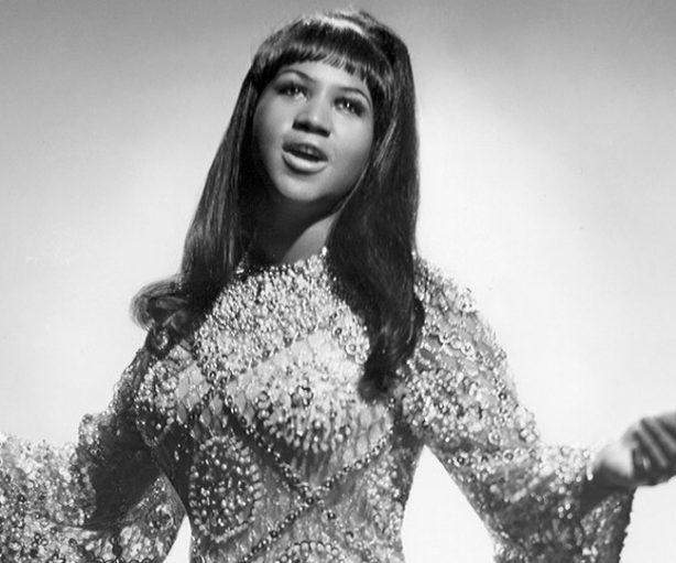 La cantante, reina del soul Aretha Franklin
