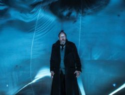 Jose María Pou interpreta al Capitán Ahab