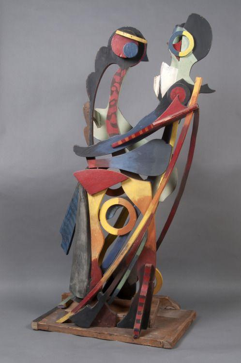 Escultura llamada Ritmo