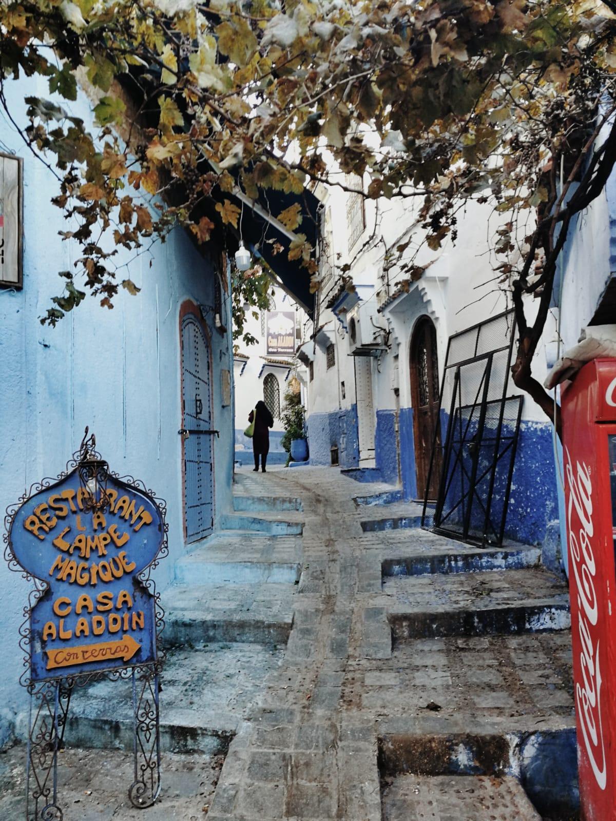 Calle de Chauen