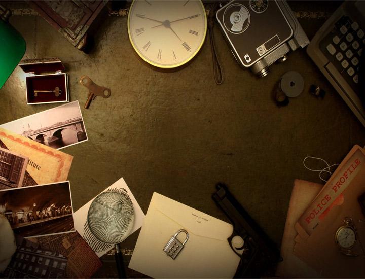Objetos de escape room