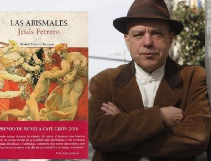 """Jesús Ferrero, autor de """"Las Abismales""""."""