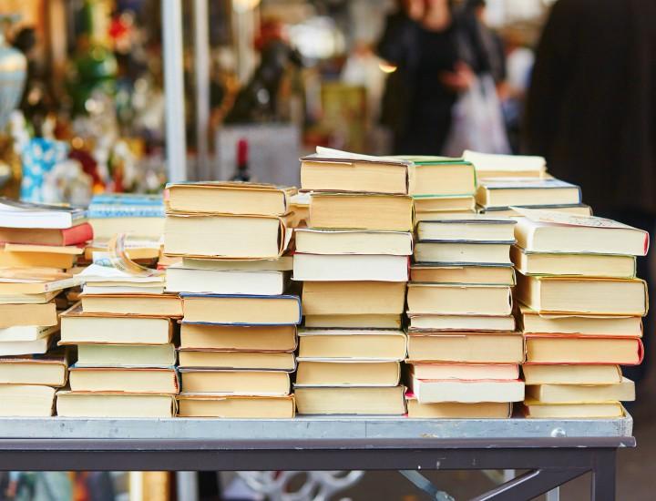 Iniciativa ''Busca, encuentra y lee'' de la Feria del Libro