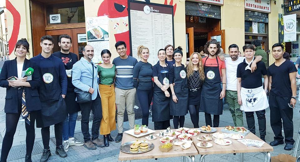 Cocineros de Tapapies