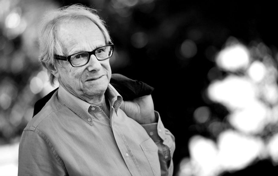 El cineasta inglés Ken Loach.