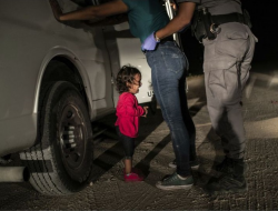 Fotografía ganadora de World Press Photo 2019