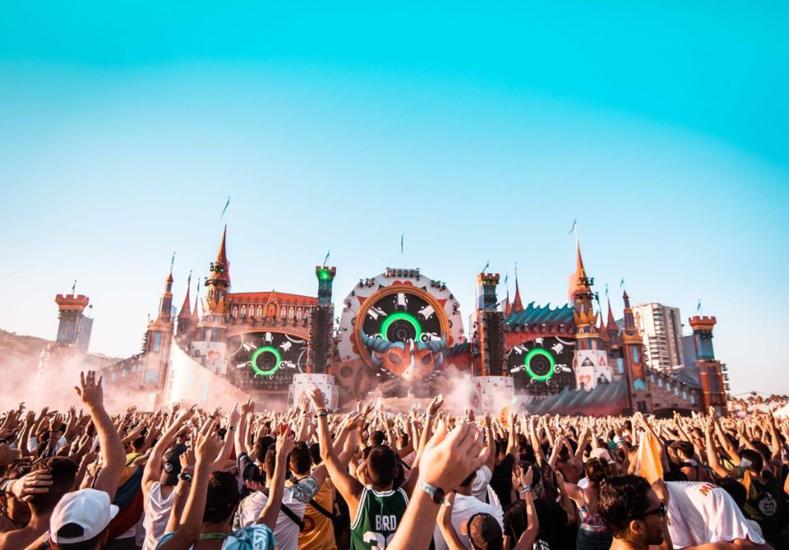 Festival 'Medusa Sunbeach Festival'