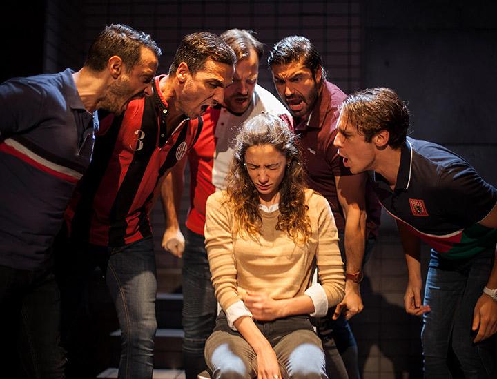 La Jauría - Teatro Kamikaze