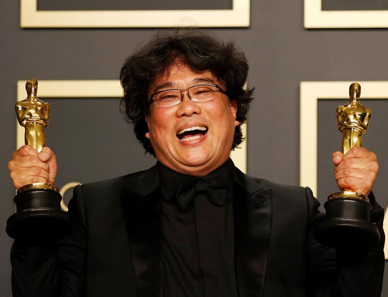 El cineasta surcoreano Bong Joon-ho