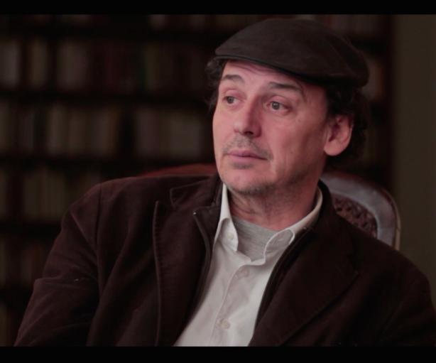 El cineasta José Luis Guerín