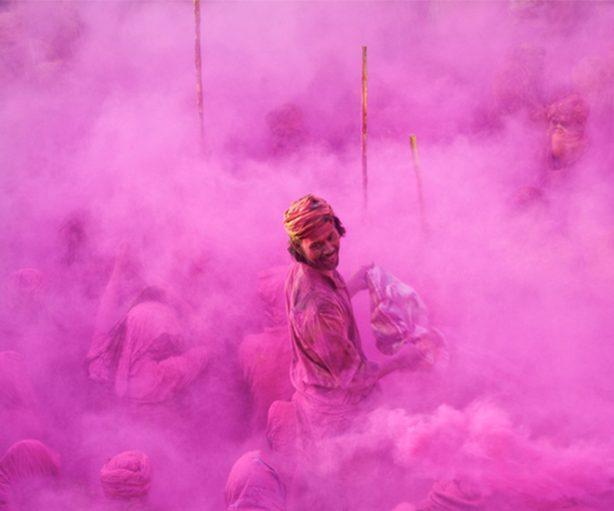 Celebración del amor en India