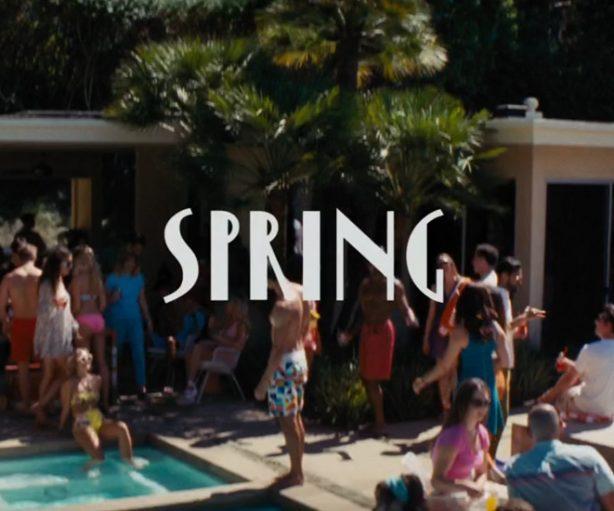 Películas con primavera. La La Land.