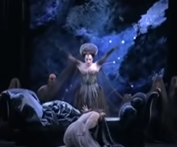Diana Damrau (La Reina de la Noche)