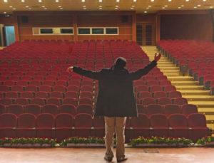 Teatros vacíos en tiempos del confinamiento