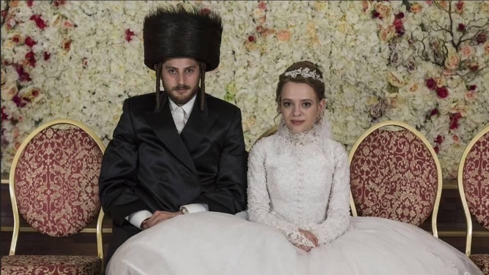 Unorthodox, boda de Esty y Yanky