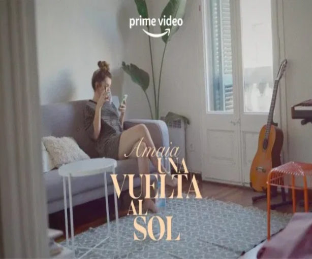 Amaia presenta su documental
