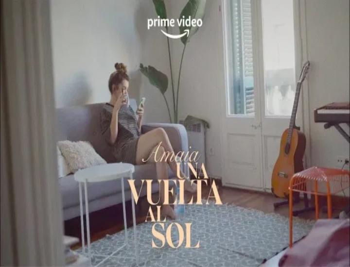 Amaia presenta su documental