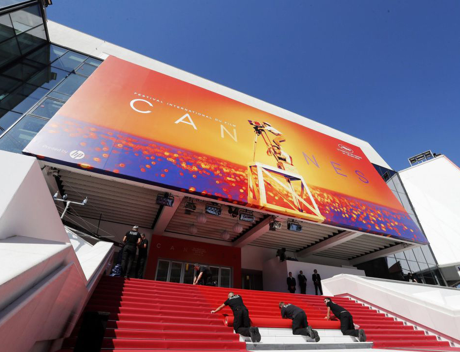 El festival de Cannes.