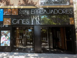 Reapertura Cines Emabajdores