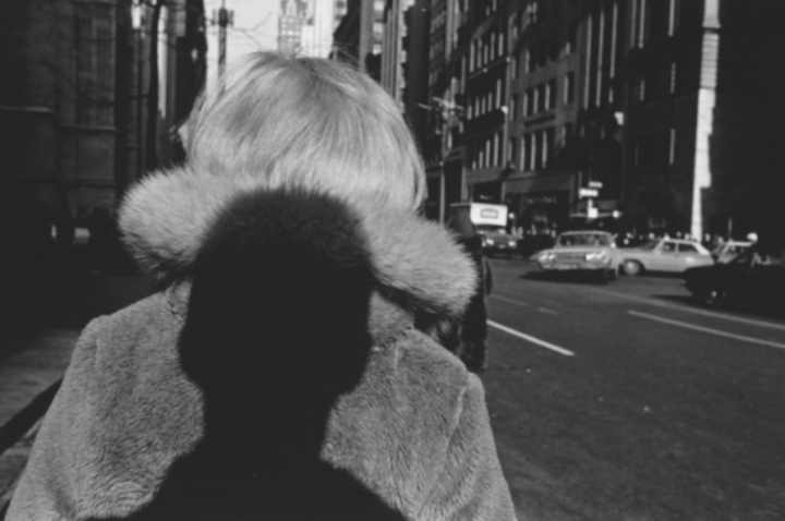 Self-Portrait Lee Friedlander