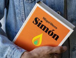 Portada de 'Simon'