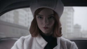 Beth Harmon en Moscú