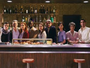El bar que se tragó a todos los españoles elenco
