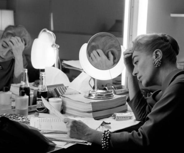 Joan Crawford: El crepúsculo de las diosas