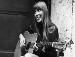 Joni Mitchell Guitar