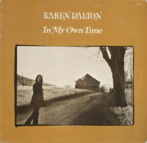 Karen Dalton In My Own Time
