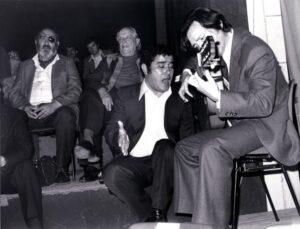 Jose Menese Rafael Alberti
