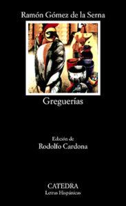 Portada de Greguerias Ramon Gomez de la Serna