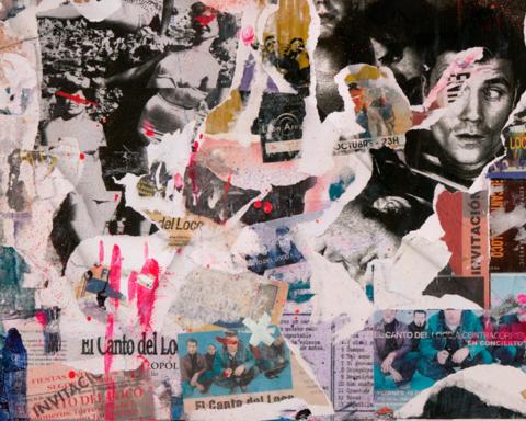Portada del nuevo disco de Dani Martín, No, no vuelve