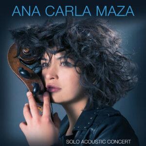Portada del disco dPortada del disco de Ana Carla Maza, Solo Acoustic Concert