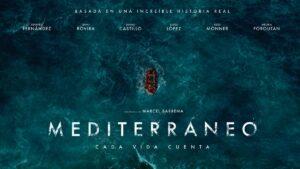 Mediterráneo, el socorrista que levó anclas contracorriente